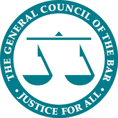 The General Council Of The Bar Logo